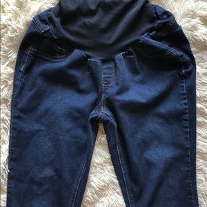 Denim - Like-new Jessica Simpson Maternity Jeans